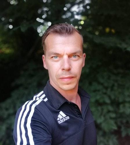 Coach des Landesliga-Frauen: Sascha Anneken. Foto: Anneken
