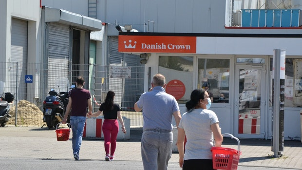 Keine neuen Corona-Fälle bei Danish Crown