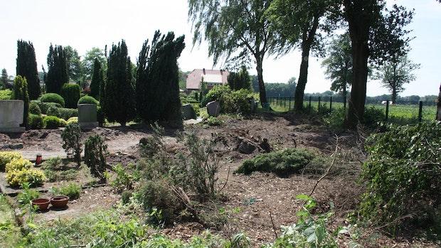 Rechtsstreit um Friedhofsschatz landet vor dem Oberlandesgericht