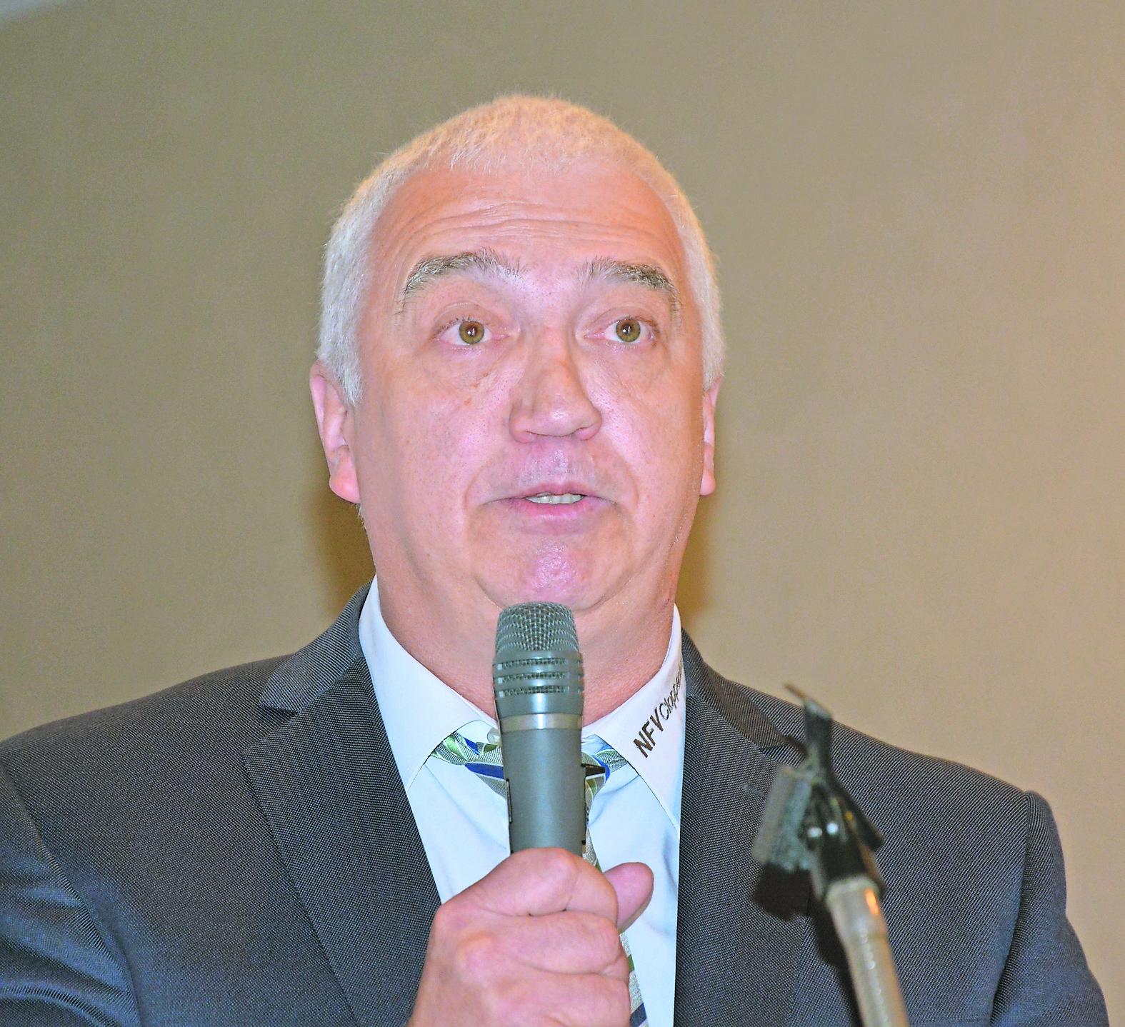 Manfred Südbeck. Foto: Wulfers
