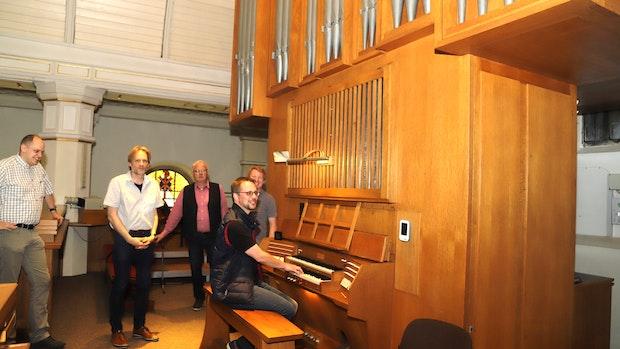 Orgel drohte zu verstummen