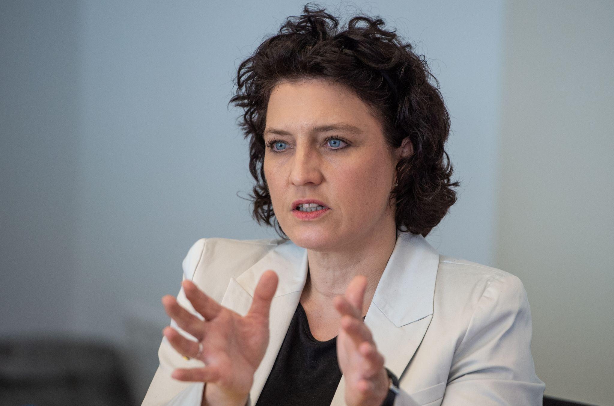 Carola Reimann (SPD), Sozialministerin in Niedersachsen. Foto: dpa