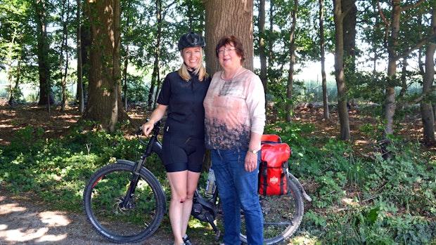 Aus Schwedenreise wird Radtour in die alte Heimat