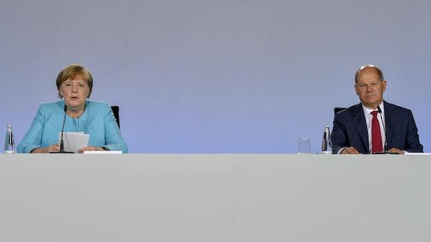 130 Milliarden Euro: Koalitionsspitzen beschließen Konjunkturpaket
