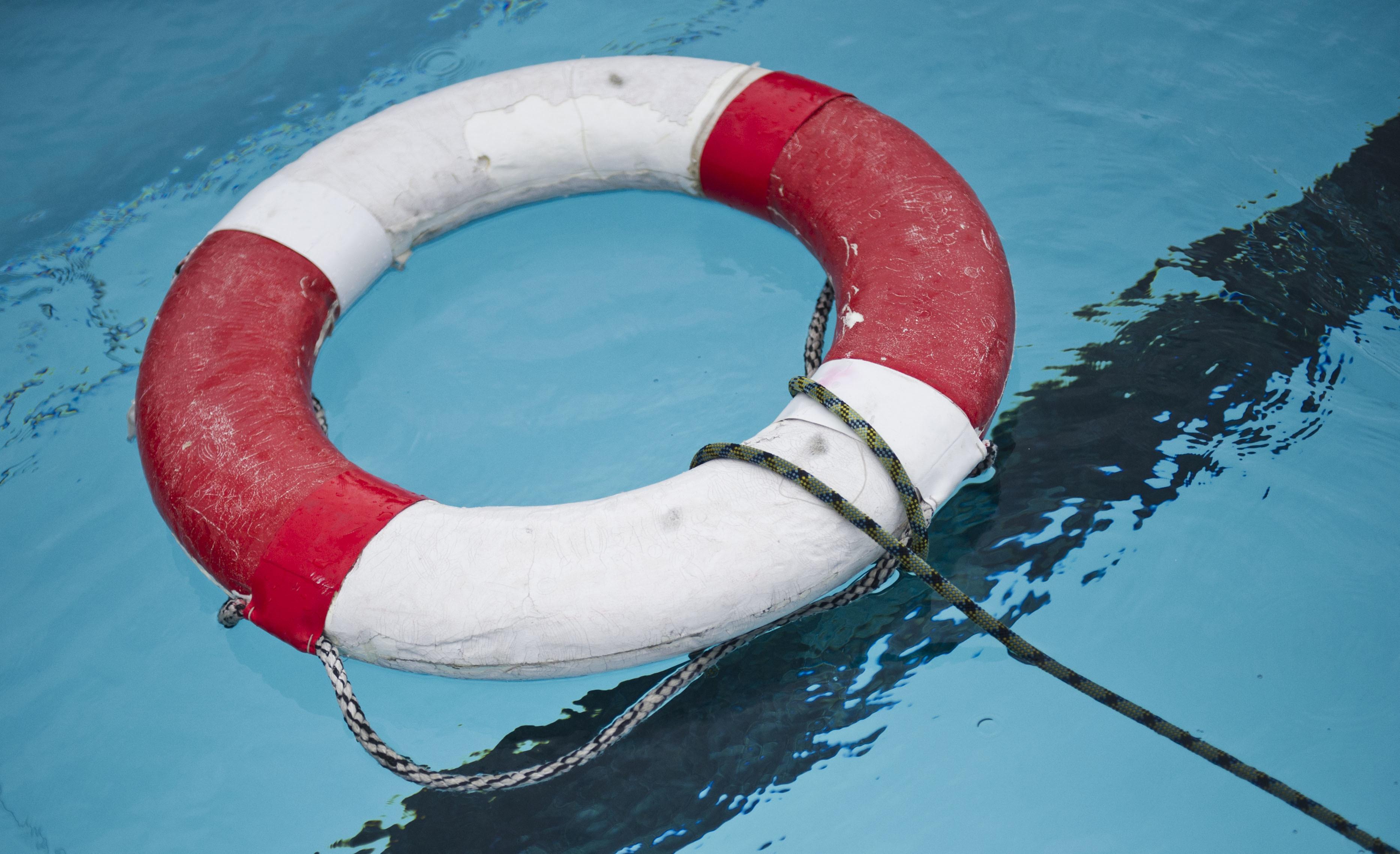 Badeunfälle können erhebliche Folgen für den Betroffenen haben. Foto: dpa/Spata