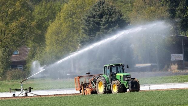 Auch Osnabrück erlässt Wässerungsverbot am Nachmittag