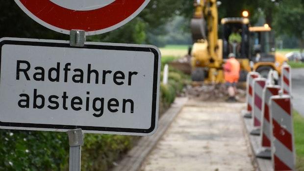 Landkreis erneuert Radweg nach Kroge
