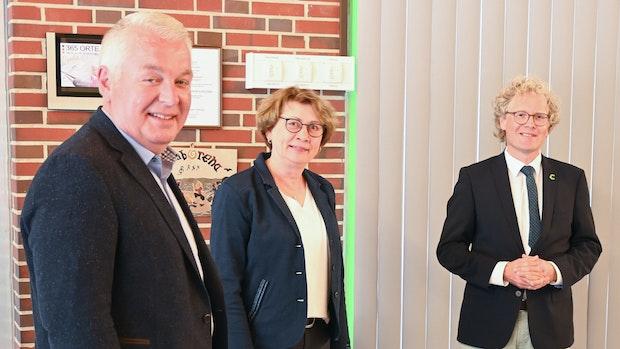 Eilers gibt Ratsvorsitz an Bültermann ab