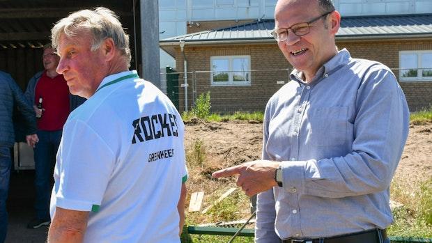 "Greenkeeper ""Rockes"" verlässt den kleinen HSV"