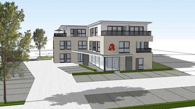 Baubeginn für neues Ärztehaus diesen Sommer