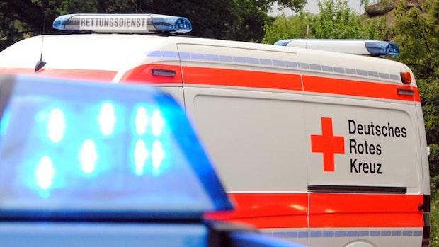 Kipplaster kracht bei Friesoythe ungebremst in Schulbus