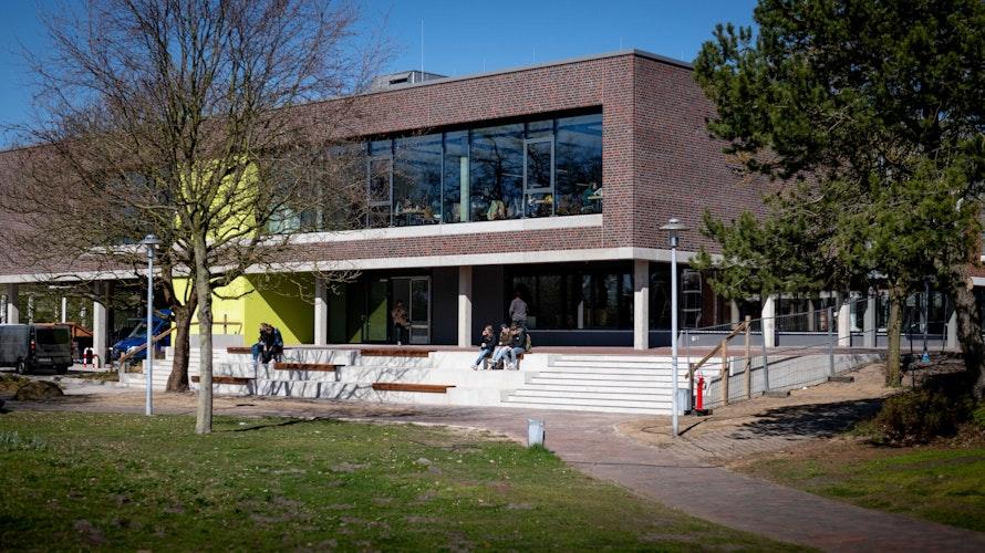 Beliebter Ort für Studierende: die Mensa der Uni Vechta. Foto: Chowanietz