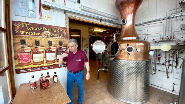 Kulinarik: Whisky-Tasting im Bayerischen Wald