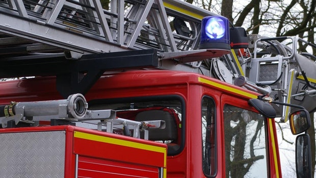Dachstuhl in Löningen brennt vollständig aus