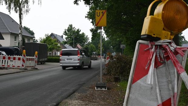 Garreler Ortsdurchfahrt wird gesperrt