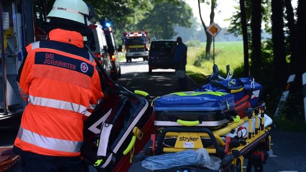 26-Jähriger in Lindern lebensgefährlich verletzt