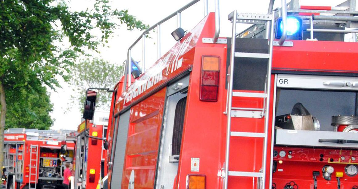 Die Feuerwehr Barßel war am Freitag in Harkebrügge im Einsatz. Symbolfoto: Georg Meyer