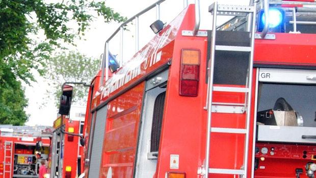 Brand in Harkebrügge: Haus ist unbewohnbar