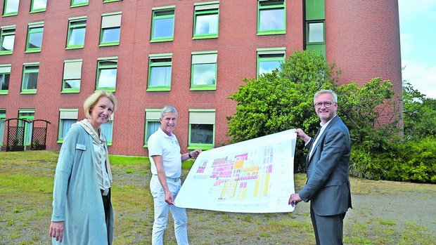 CKQ investiert 16 Millionen in Bettenhaus