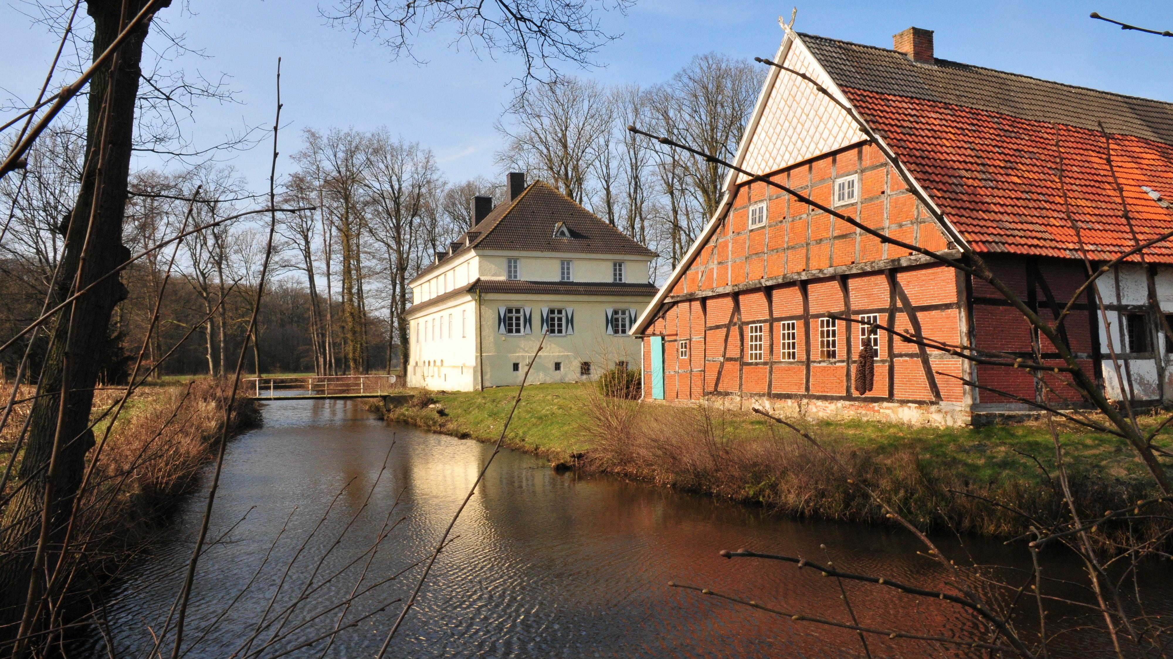 Gut Ihorst, Foto: Heinrich Vollmer