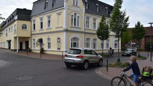 Grünes Licht für Fußgängerampel im Visbeker Ortskern