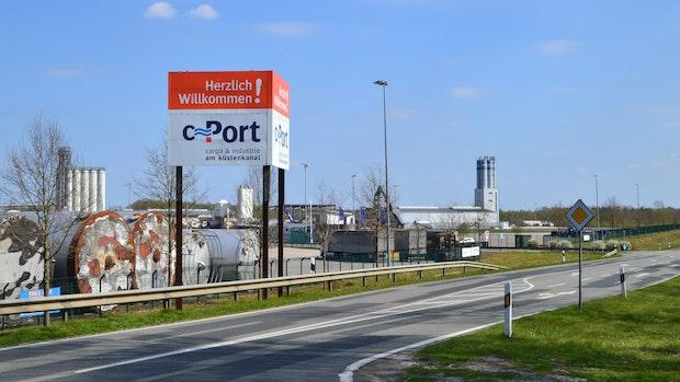 Minister stärkt C-Port-Projekten den Rücken