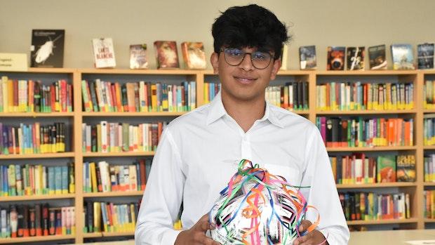 Ahmed Raza Tariq – der Abiturient, den es eigentlich nicht gibt