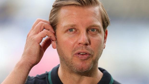 Kohfeldt weiter Trainer - auch Baumann bleibt
