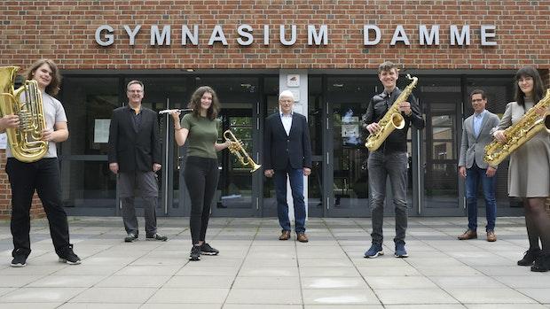 Neue Instrumente für ein neues Orchester