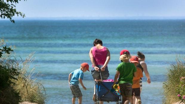 10 Tage Extra-Urlaub für Familien?