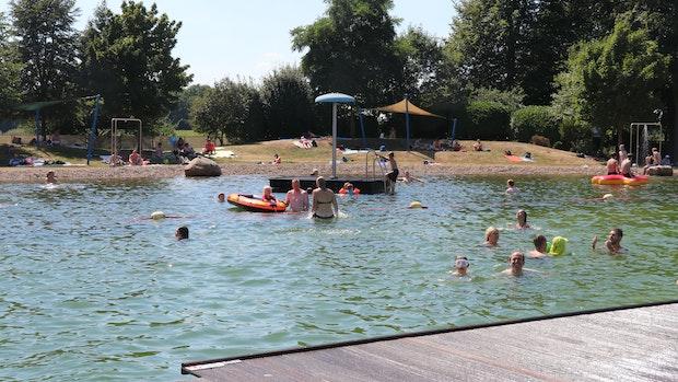 Technik verbessern: Naturbad bietetSchwimmkurs an