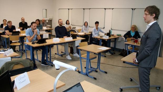 Berufsschule legt den Fokus aufs Digitale