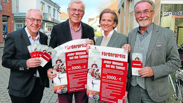 Für Projekte sind 32.000 Euro fest zugesagt
