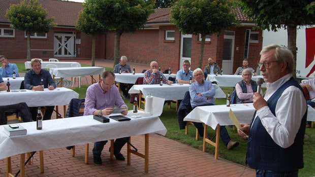 SV Höltinghausen feiert im ganz kleinen Kreis