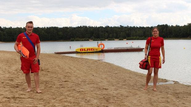 Hobby: Lebensretter - Ein Besuch am Heidesee