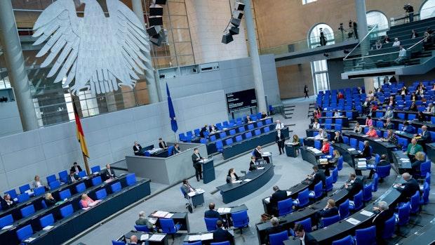 Bundestag verabschiedet Grundrente