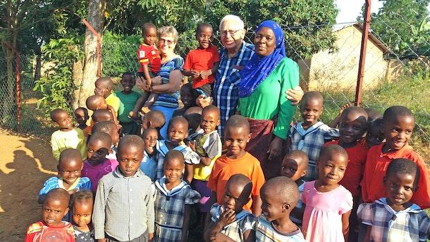 BeLu hilft seit zehn Jahren in Uganda