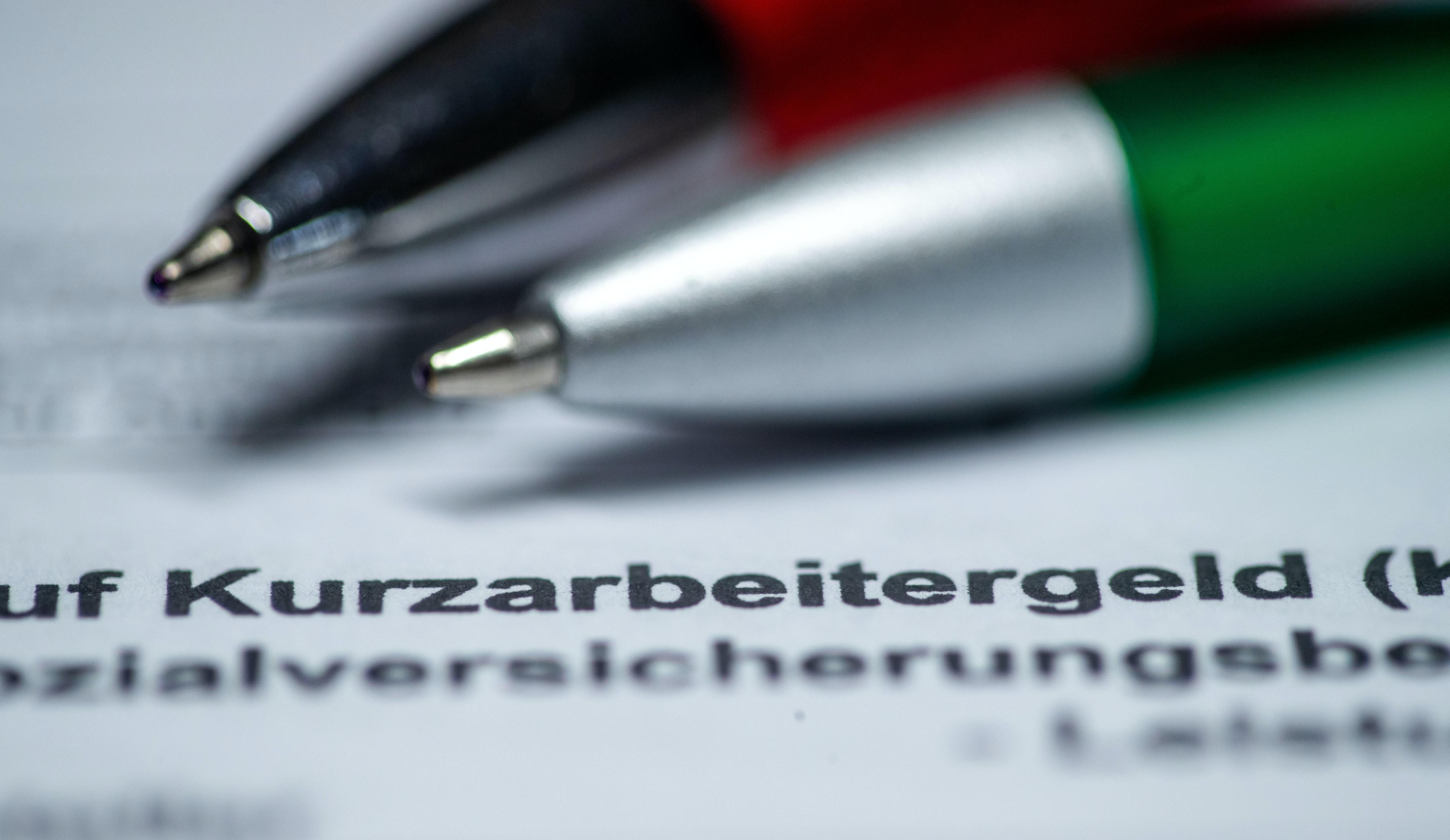 Für etwa 40.000 Beschäftigte in den Kreisen Cloppenburg und Vechta wurde im März und April Kurzarbeitergeld beantragt. Foto: dpa/Büttner