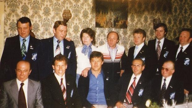 Uwe Seeler hat auch mal mitgespielt