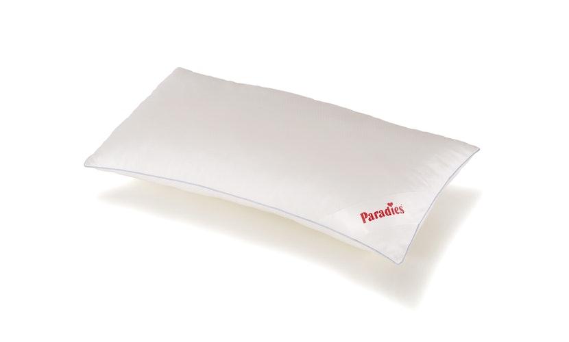 """Das Kissen Softy Cool"""" mit seiner 2-Seiten-Konstruktion ist wahlweise aktiv kühlend oder lüftend und verfügbar in den Größen 40 x 80 cm sowie 80 x 80 cm. Foto: eprParadies GmbH"""