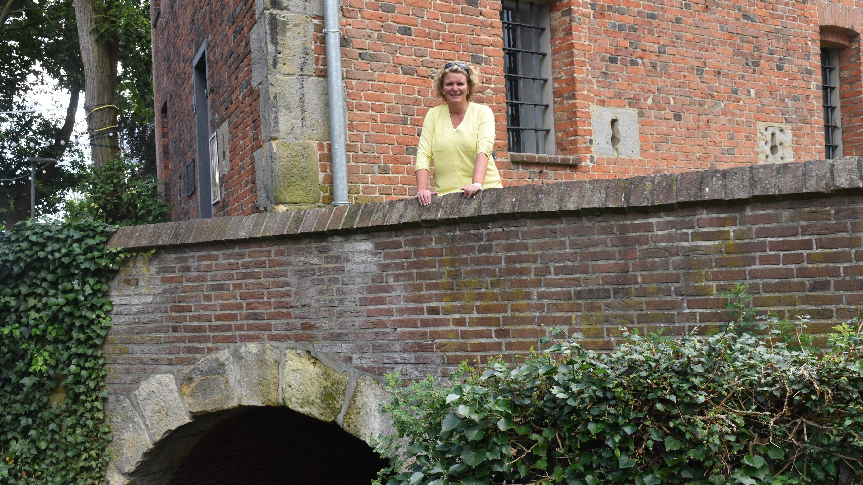 Katrin Arck-Menke freut sich auf neue Buchungen. Foto: Kessen