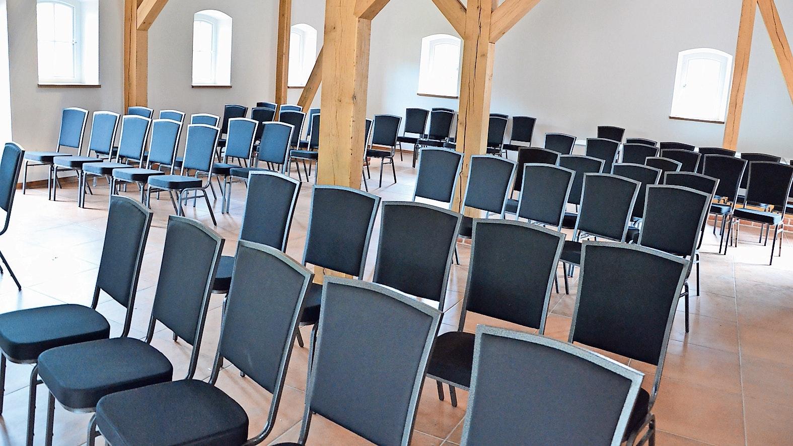 Neuer Veranstaltungsort: Die Kulturscheune des Bürgerhauses wird im Herbst erstmals mit Leben erfüllt. Foto: Meyer
