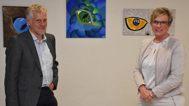 Hendrik Brase leitet das Ordnungs- und Sozialamt in Steinfeld