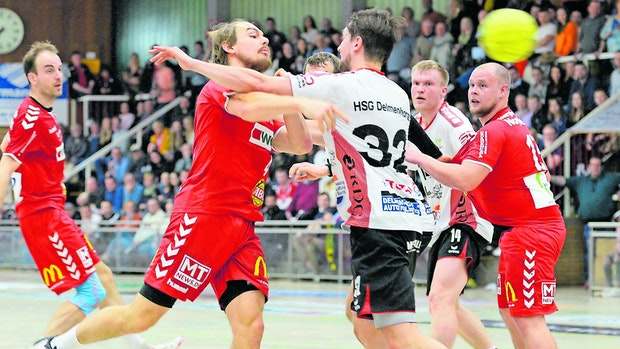 TVC-Handballer hoffen auf Ausnahmegenehmigung