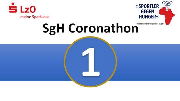 SgH-Coronathon: Der Liveticker