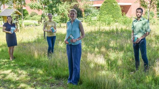 Klimafreundliche Gärten dringend gesucht