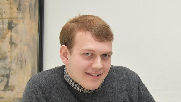 Philipp Albrecht will für die CDU in den Bundestag