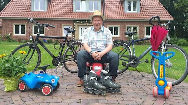 Pfarrer Börner gibt Urlaubern seinen Segen