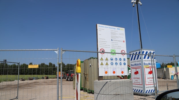 EWE-Anlagen am C-Port werden Biogas ins Netz einspeisen