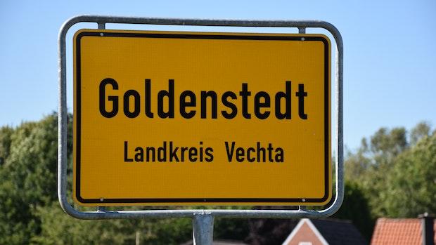 Goldenstedt: Am höchsten, am längsten und am kleinsten